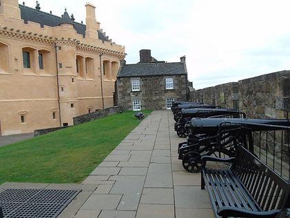 Stirling Castle Grand Battery