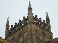 Dunfermline Abbey Fife Scotland