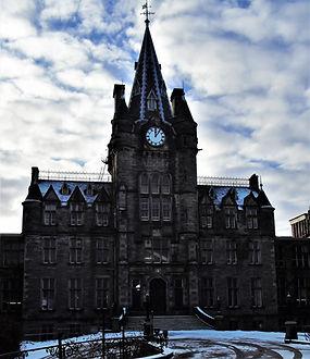 Old Royal Infirmary Edinburgh