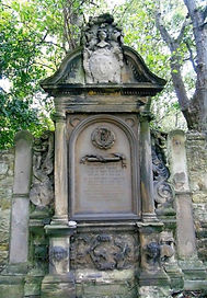 Vallance Family Grave Old Tranent Parish
