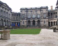 University of Edinburgh Old College Quadrangle