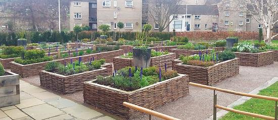 Psychic Garden Abbey Strand Edinburgh