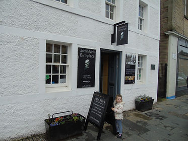 John Muir Birthplace Museum East Lothian