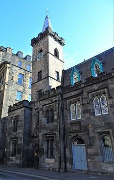Magdalen Chapel Cowgate Edinburgh