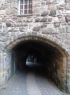 Stirling Castle North Gate