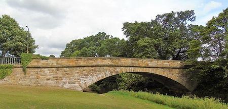 Waterloo Bridge Haddington East Lothian