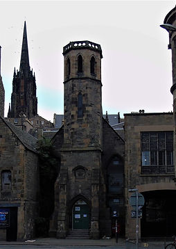 Cowgatehead Parish Church Grassmarket Edinburgh