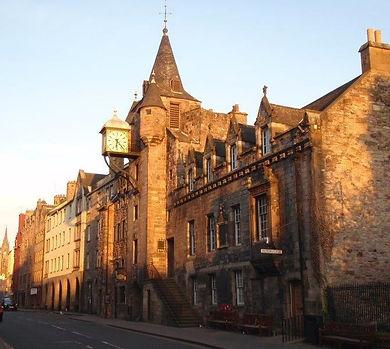 Tolbooth Canongate  Edinburgh Old Jail