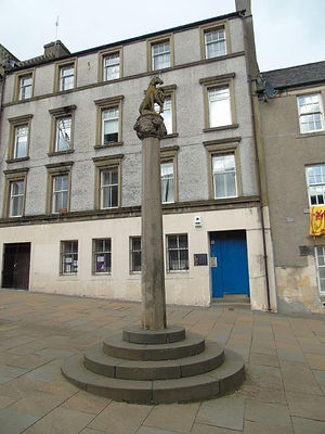 Stirling Mercat Cross Stirling Tour Scot
