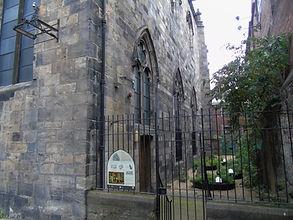 Trinity Apse Church Chalmer's Close Hih Street Edinburgh