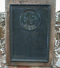 Rev. Witherspoon Gifford Plaque Gifford