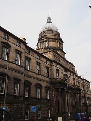 University of Edinburgh Old College South Bridge Edinburgh