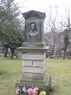 Greyfriars graveyard george buchanan Grassmarket Edinburgh