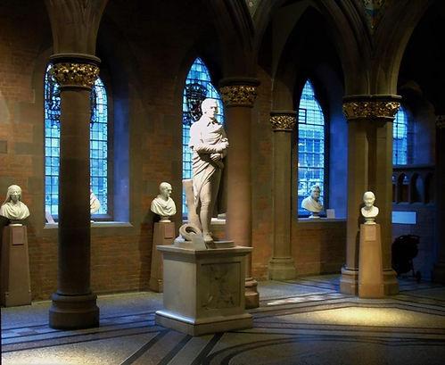 Robert Burns Statue Scottish National Po