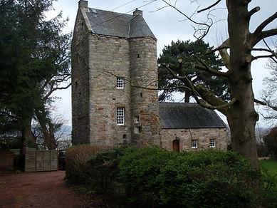 Cramond Tower Cramond Village Edinburgh