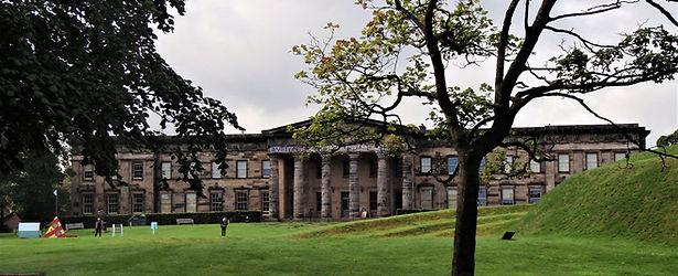 Modern Art Gallery One Ravelston Edinburgh