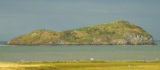 Craigleith Island Boat trips East Lothian