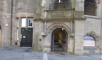 scotsman steps market street edinburgh