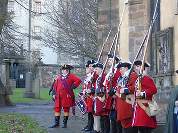 Edinburgh Town Guard Greyfriars Highland Kirk