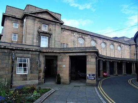 Leith Theatre Leith Edinburgh