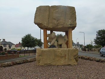 The Shrine Prestonpans East Lothian