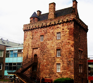 Napier Tower Edinburgh