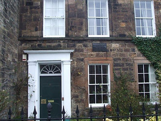 Sir Walter Scott Portobello Edinburgh