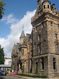 St Leonard's Hall University of Edinburgh