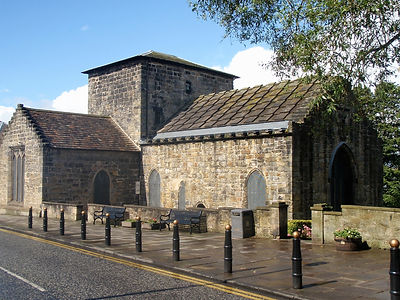 Priory Church of St Mary South Queensferry