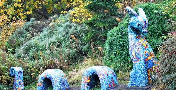 Loch Ness Monster South Queensferry.JPG