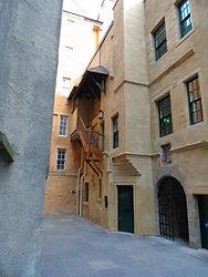 Riddle's Court Lawnmarket Edinburgh