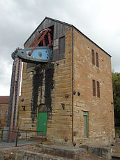 Beam Engine Prestongrange East Lothian