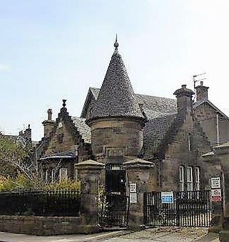 Magdalen Asylum Gorgie Edinburgh