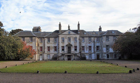 New Hailes House Musselburgh East Lothia
