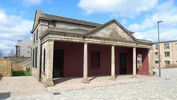 Leith Fort Leith Edinburgh Guard House