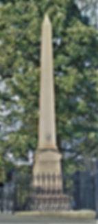 Obelisk 72 nd Highlanders Edinburgh Castle Esplanade