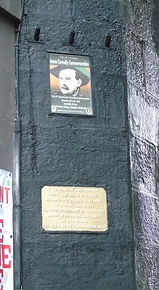 James Connolly Memorial Cowgate Edinburgh
