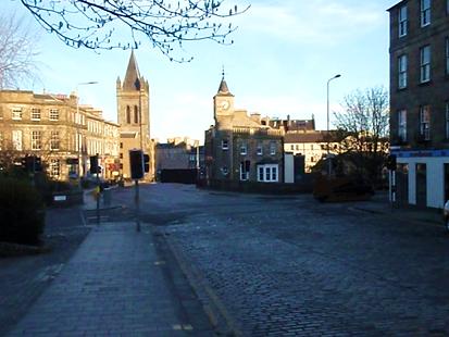 Stockbridge Edinburgh