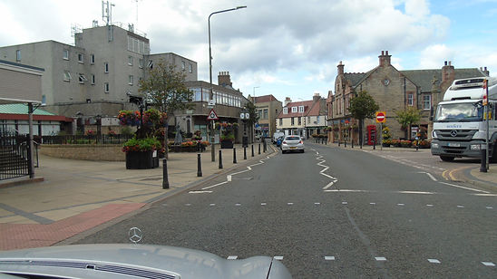 Tranent High Street East Lothian