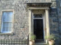 Sir Walter Scott. Childhood Home Edinburgh