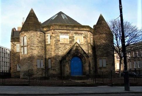 St John's Street Church Edinburgh