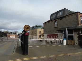 North British Distillery Gorgie Edinburg