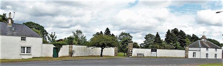 Amisfield House Gates Haddington East Lo