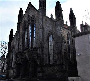 Lauriston Place Church Edinburgh