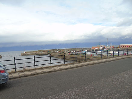 Port Seton Harbour East Lothian