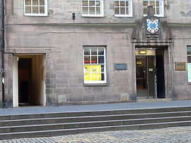 Fisher's Land and Close Lawnmarket Royal Mile