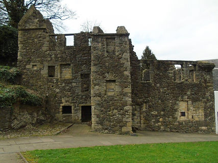 John Cowane's House Stirling Tour Scotla