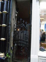 Johnston's Close Lawnmarket Royal Mile Edinbugh