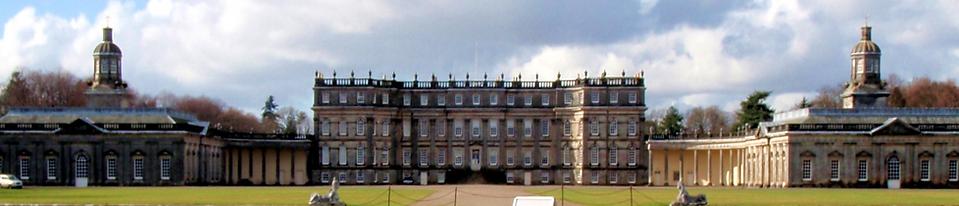 Hopetoun House South Queensferry