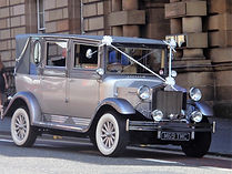 Wedding Transport Brides Car Edinburgh.J